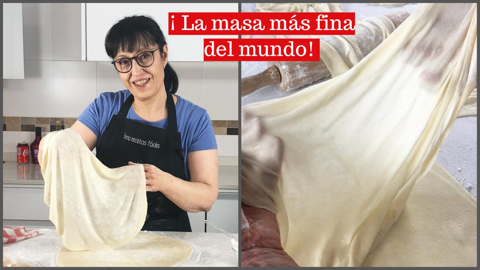 Homemade FILO DOUGH PURE MAGIC!  The best dough in the world!  - Easy recipes by Anna