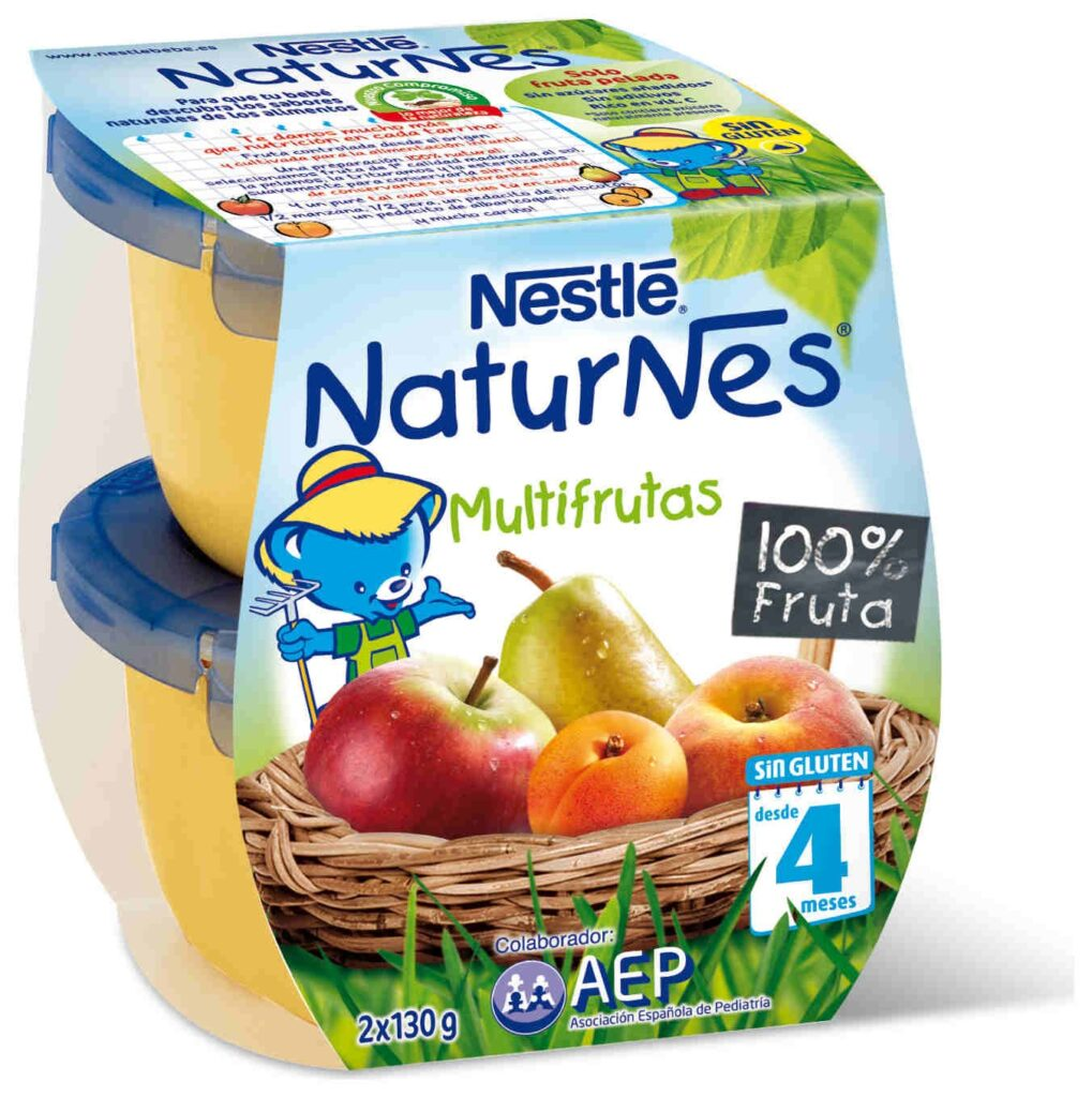 NaturNes, the new from Nestlé