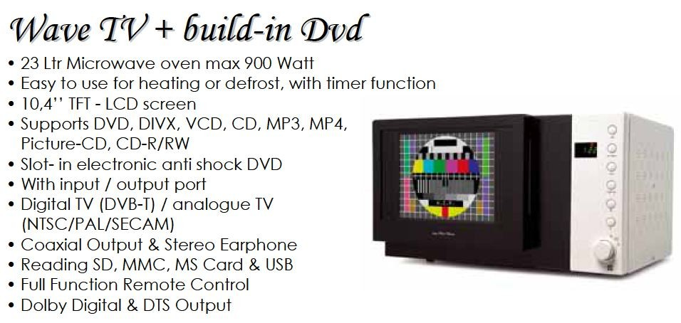 Wave_TV_ specifications