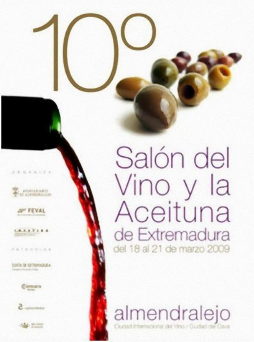 10th Extremadura Wine and Olive Show