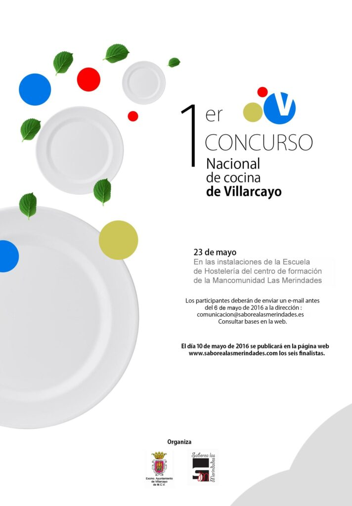 National cooking competition in Villarcaio