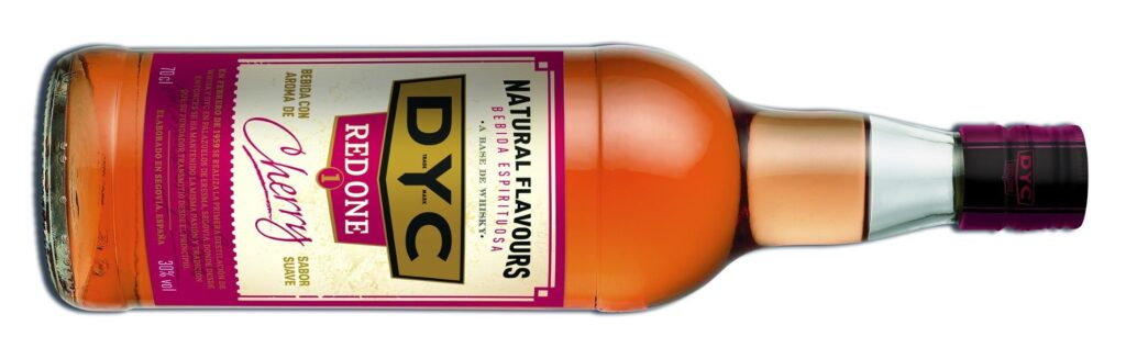DYC Red One Whiskey