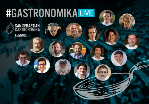 #GastronomikaLive, register for the largest digital meeting for professionals