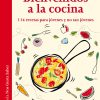 Welcome to the kitchen, Ines Ortega