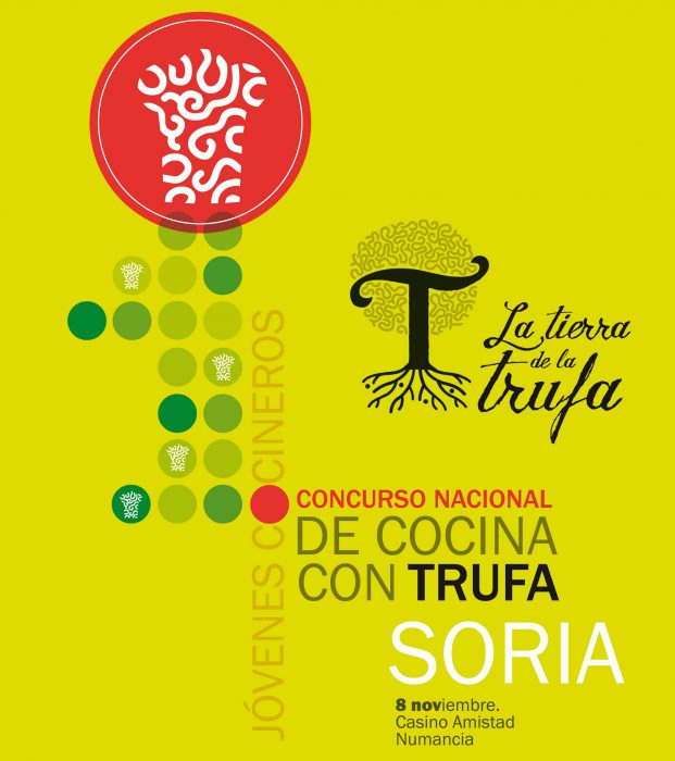National competition for cooking with truffle soria