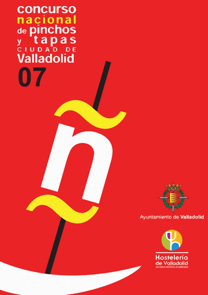 IX edition of the Valladolid Pinchos competition