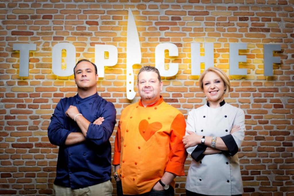 Jury of the top chef in Spain