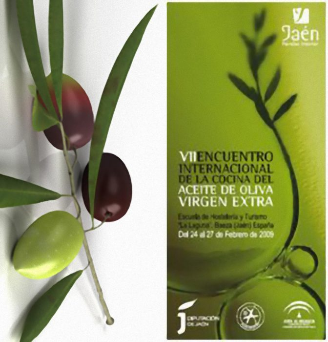 VII International meeting for cooking extra virgin olive oil
