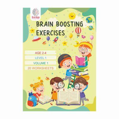 BRAIN BOOSTING EXERCISE LEVEL 1