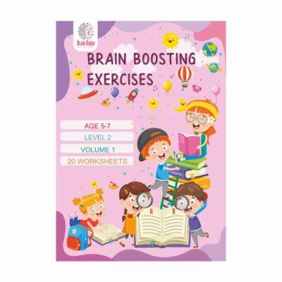 Brain boosting worksheet