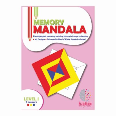Memory Mandala - Photographic Memory Enhancer - Level 1