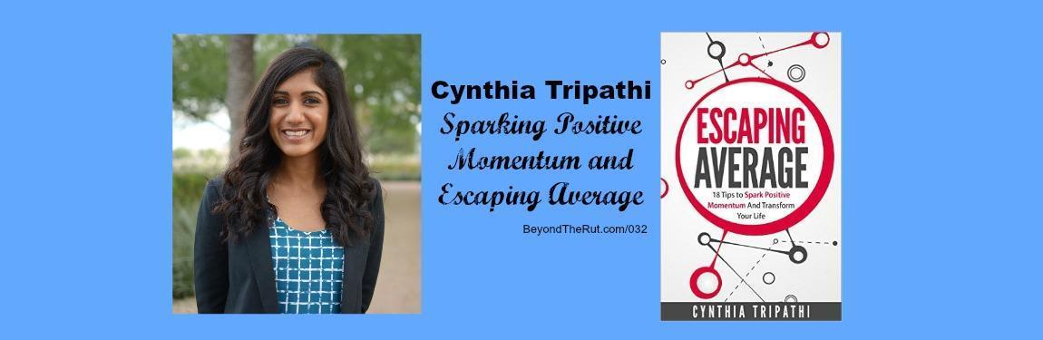 BtR 032 Cynthia Tripathi