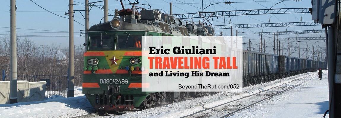 Traveling Tall BtR 052