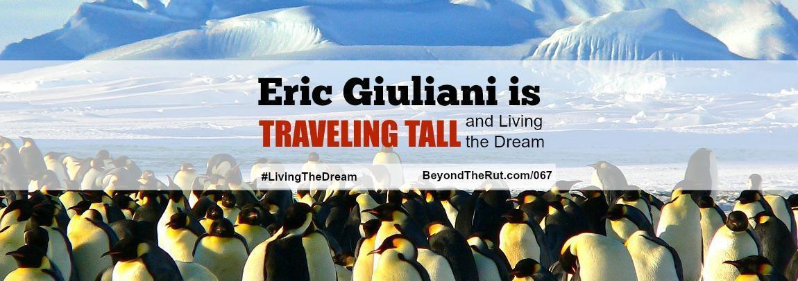 BtR 067 Header Eric Giuliani Travel Tall