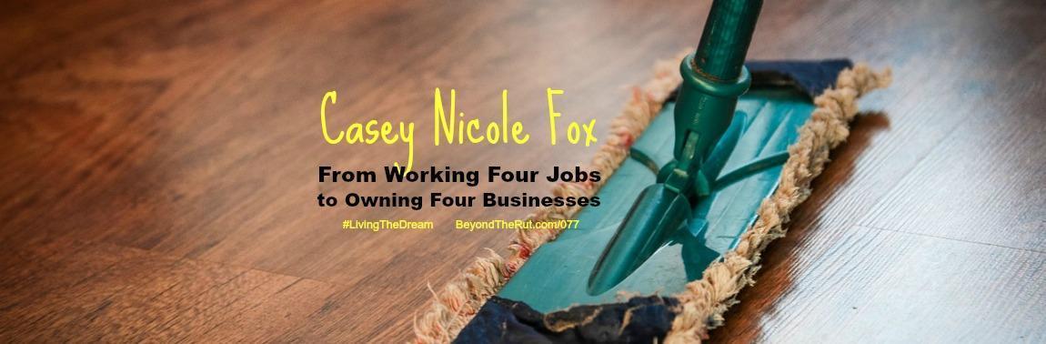 BtR 077 Casey Nicole Fox