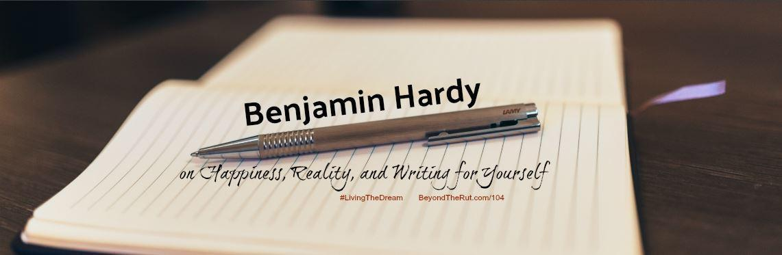 BtR 104 Benjamin Hardy header