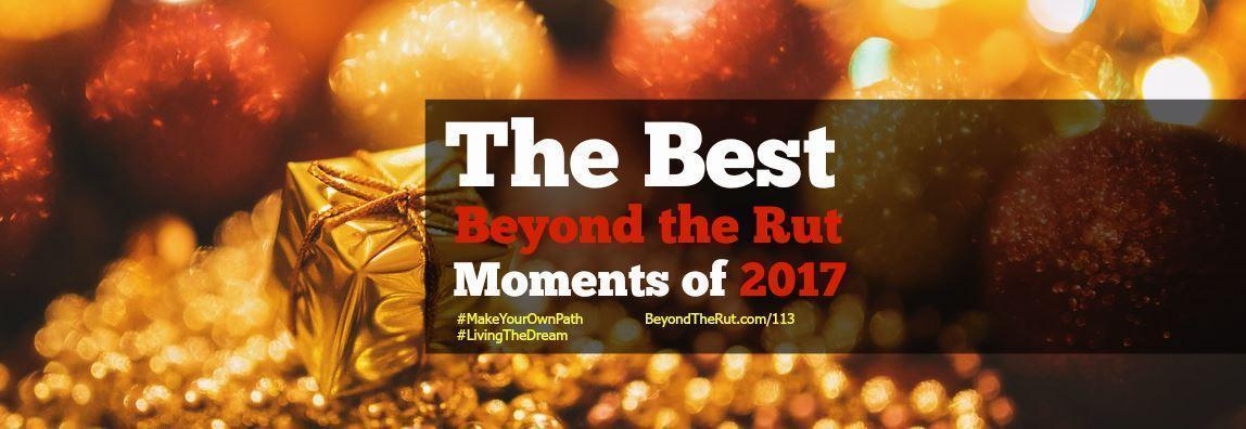 Beyond the Rut Best of 2017