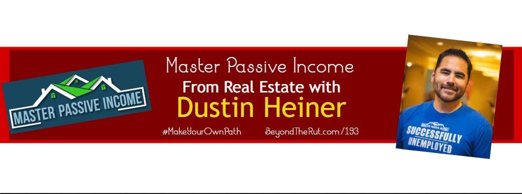 passive income from real estate