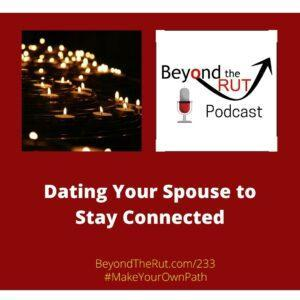dating your spouse beyond the rut instagram image