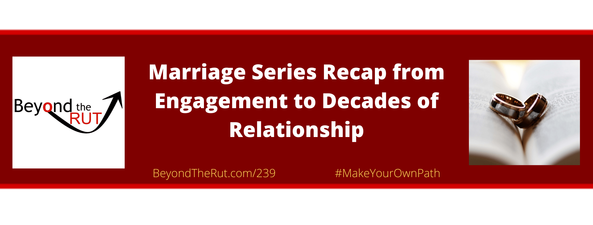 healthy marriage series