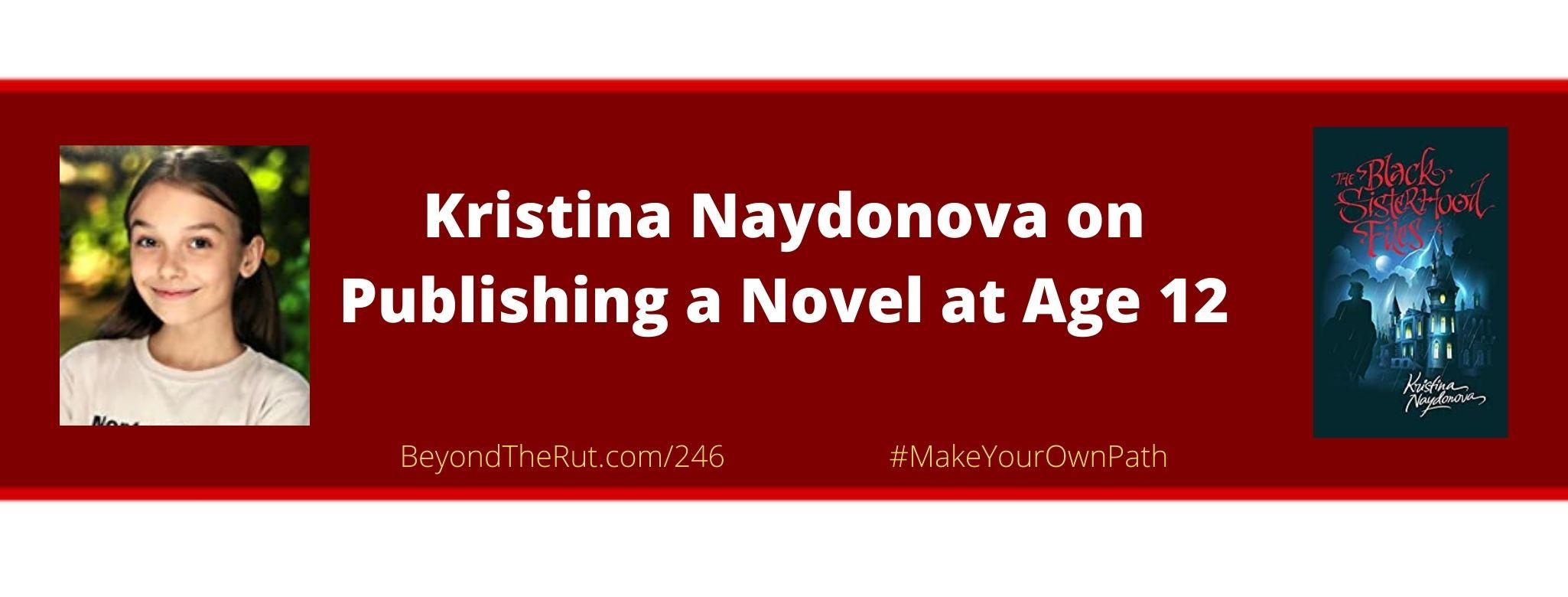 publishing a novel