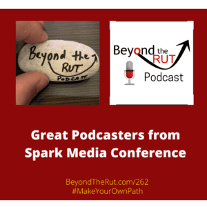 Eight Great Podcasters Worth Following from the 2021 Spark Media Conference.