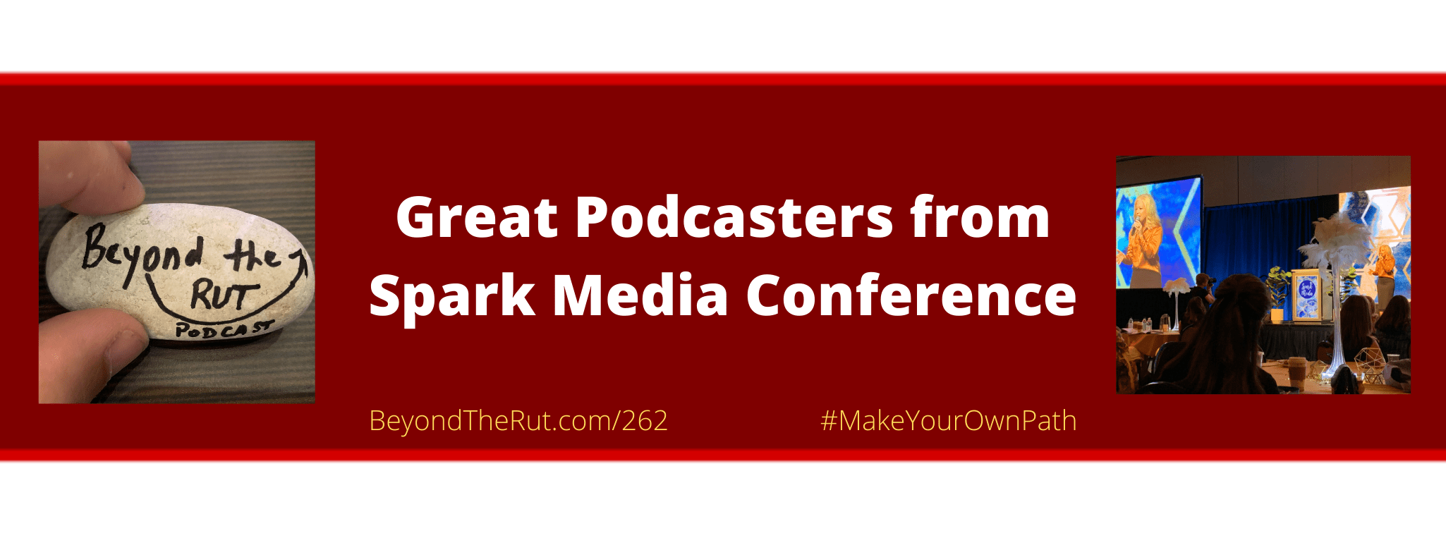 Jerry attended the 2021 Spark Media Conference for Christian Podcasters hosted by founders Misty and Peter Phillip.