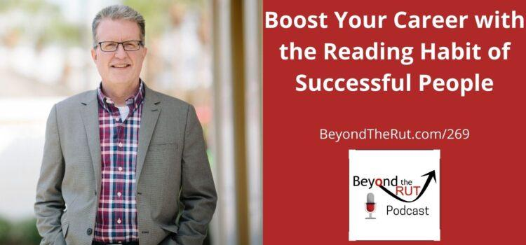 Boost your career with the reading habit of successful people