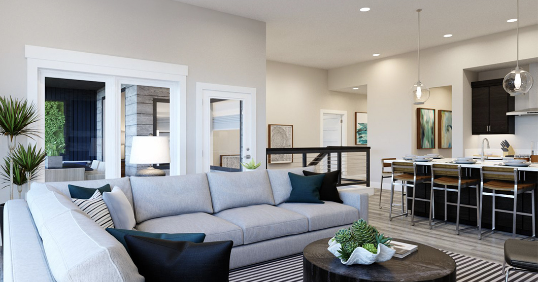 hideout canyon homes for sale with open floorplan