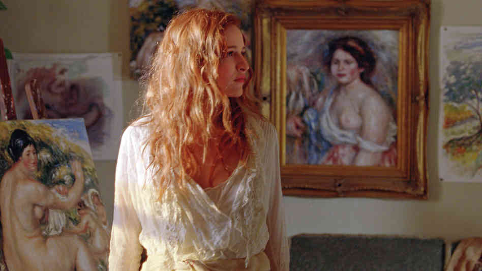 "Nizza or Nice? Christa Theret as Andree Heuschling in the movie ""Renoir"" !"