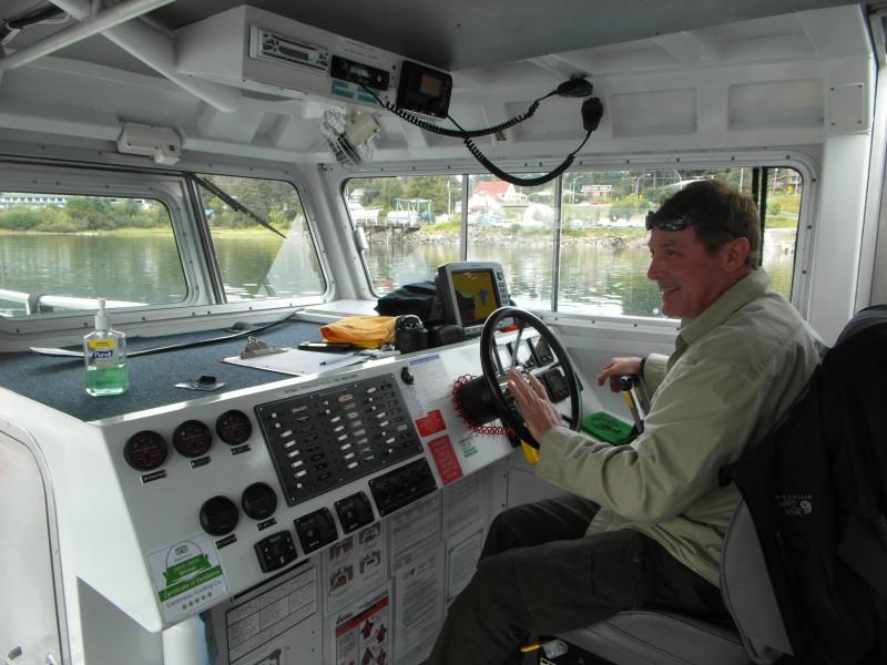 Captain Jeff! - Juneau Alaska