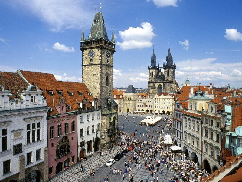 Czech Republic: Prague ... Photo CityPictures.net