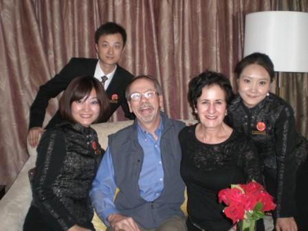 Shangri-La Hotels welcome in Beijing China !