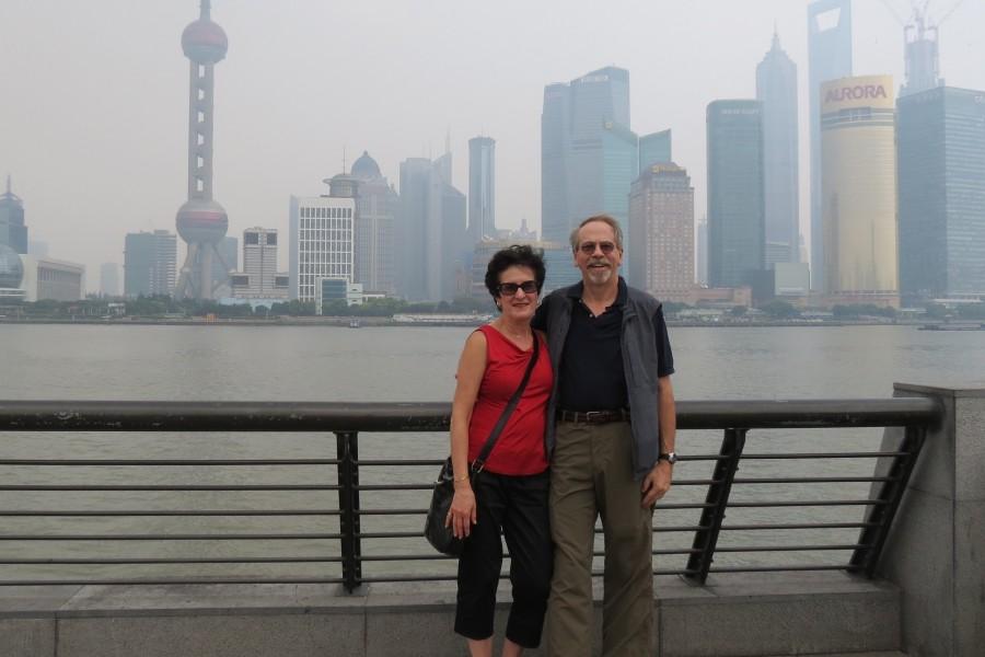 Shanghai the future of China