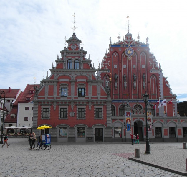 Riga, Latvia ~ The jewel of the Baltic!