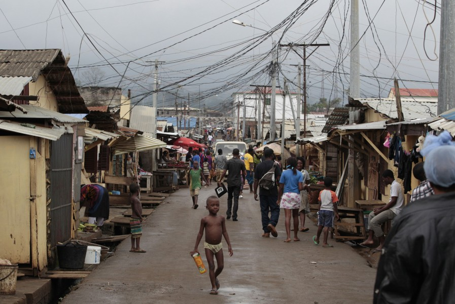 Equatorial Guinea    ... Photo hrw.org