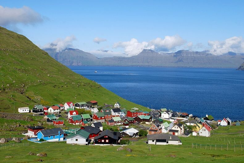 Faroe Islands ... Photo Amusingplanet.com