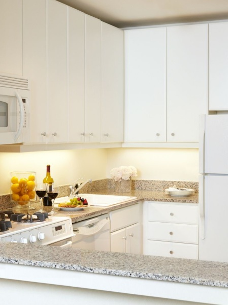 Phillips Club : kitchen of an apartment