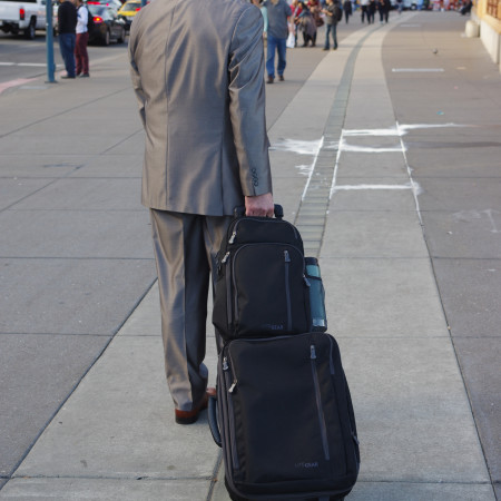 "LiteGear 20"" Hybrid Carry-On"