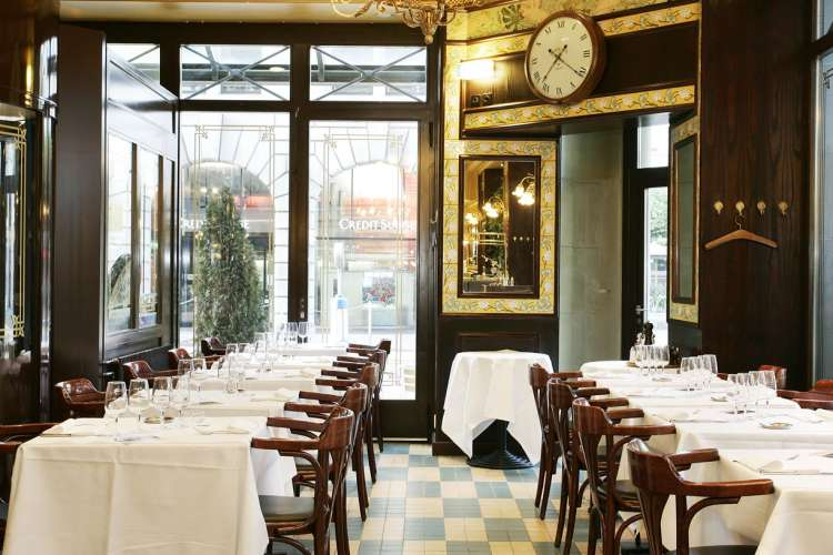 Top five bistros and brasseries of Paris : Brasserie Lipp