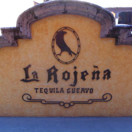 Jose Cuervo La Rojena distillery in Tequila Mexico
