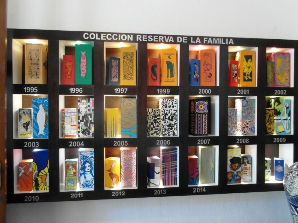 Jose Cuervo La Rojena - Coleccion Reserva de la Familia