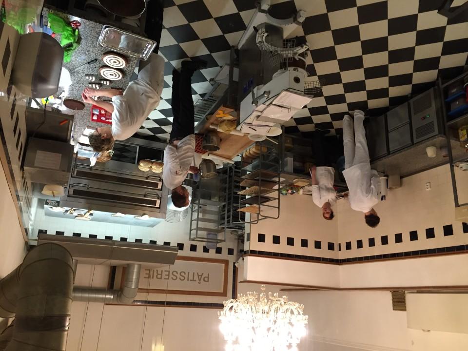 Cafe Savoy in Prague - the Patisserie