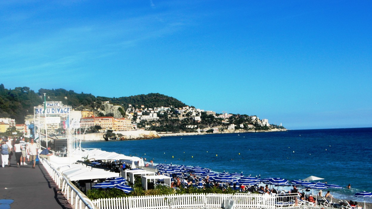 Travel destinations of a lifetime: Nice and the Cote d'Azur