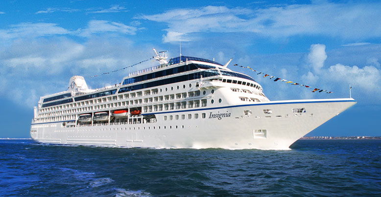 Oceania Insignia - Another great choice for a South East Asia cruise!