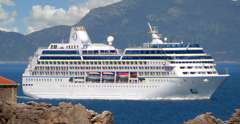 Oceania Nautica - Ideal for a South East Asia cruise !