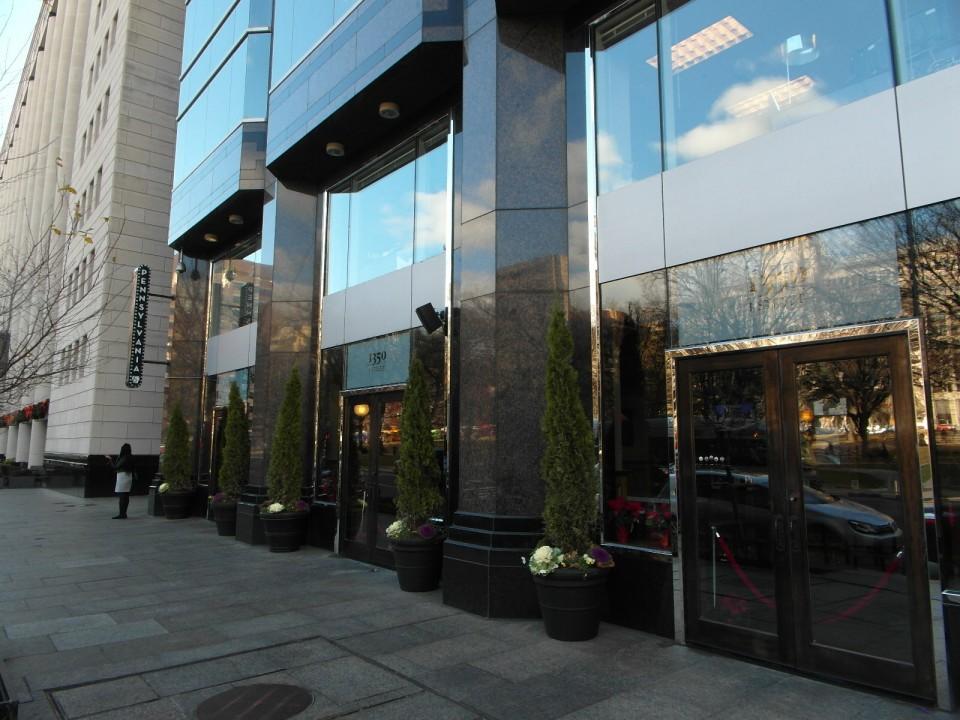 Pennsylvania 6 DC restaurant at Franklin Square in downtown Washington DC