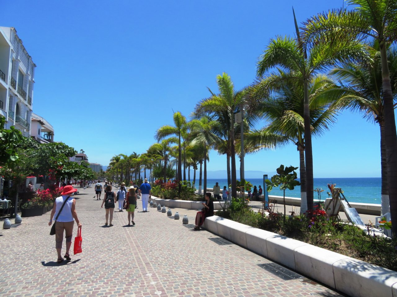Puerto Vallarta Favorite Experiences : Walking the Malecon