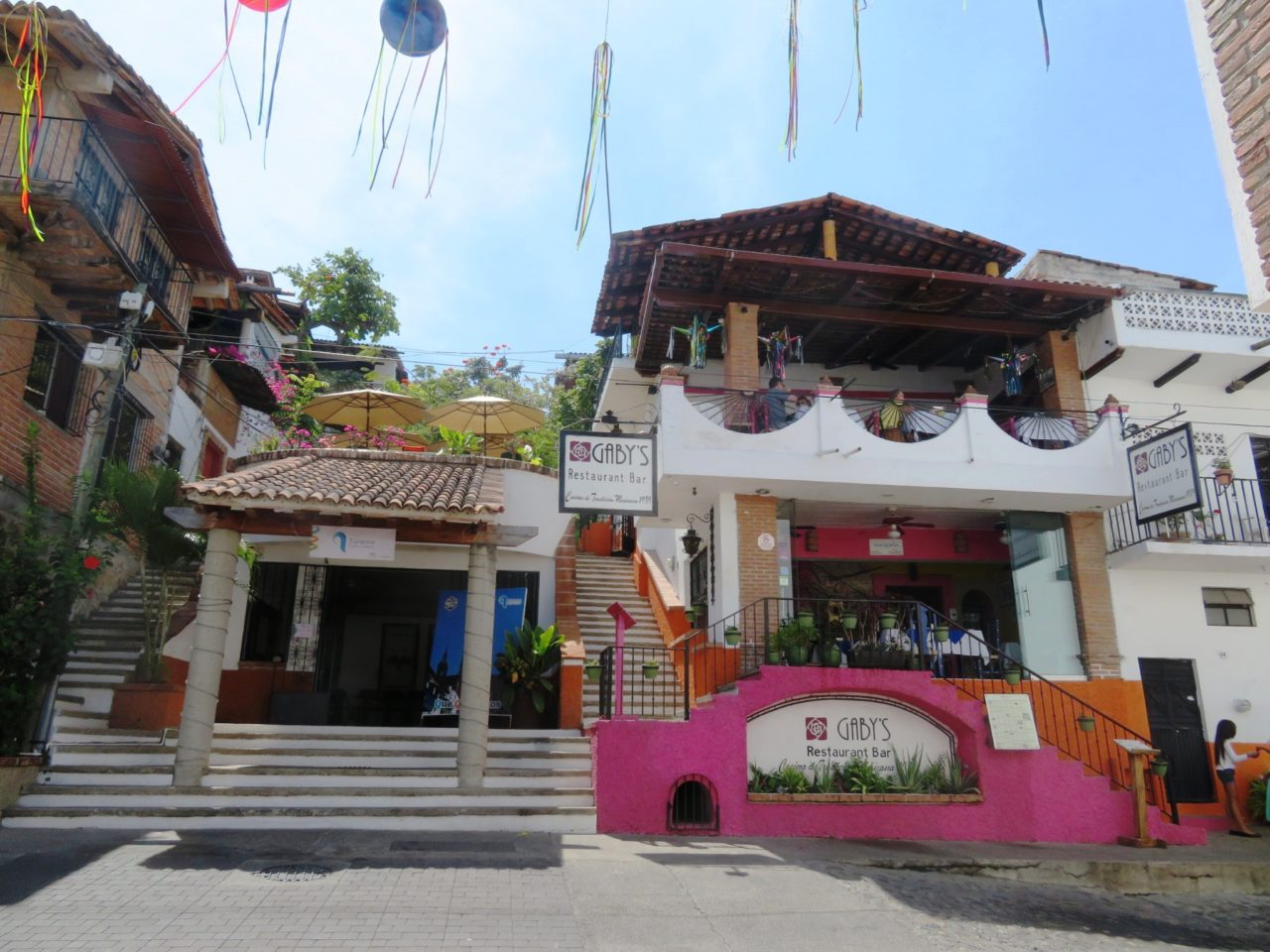 Puerto Vallarta Favorite Experiences : Gaby's Restaurant and Bar