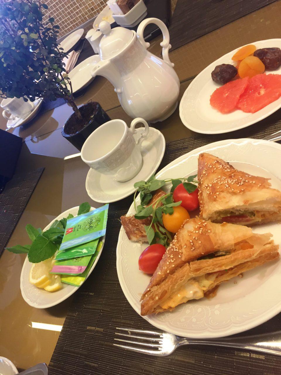 Israeli Breakfast : Bourekas, one of my very favorite Israeli breakfast discoveries!
